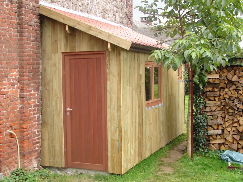 Abris de jardin en wallonie chalet de jardin abri for Abris de jardin belgique fabricant