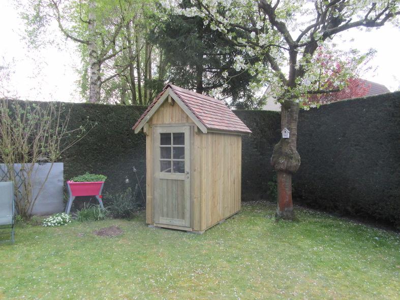 Abris de jardin en wallonie chalet de jardin abri for Cabanes de jardin belgique