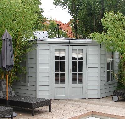 Abris de jardin sur mesure tournai chalet de jardin sur for Abris jardin belgique