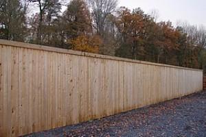 palissades en bois à Tournai, palissade, portail d\'entrée en bois à ...